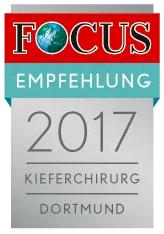 Focus Siegel von 2017